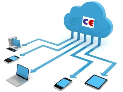 CE cloud image